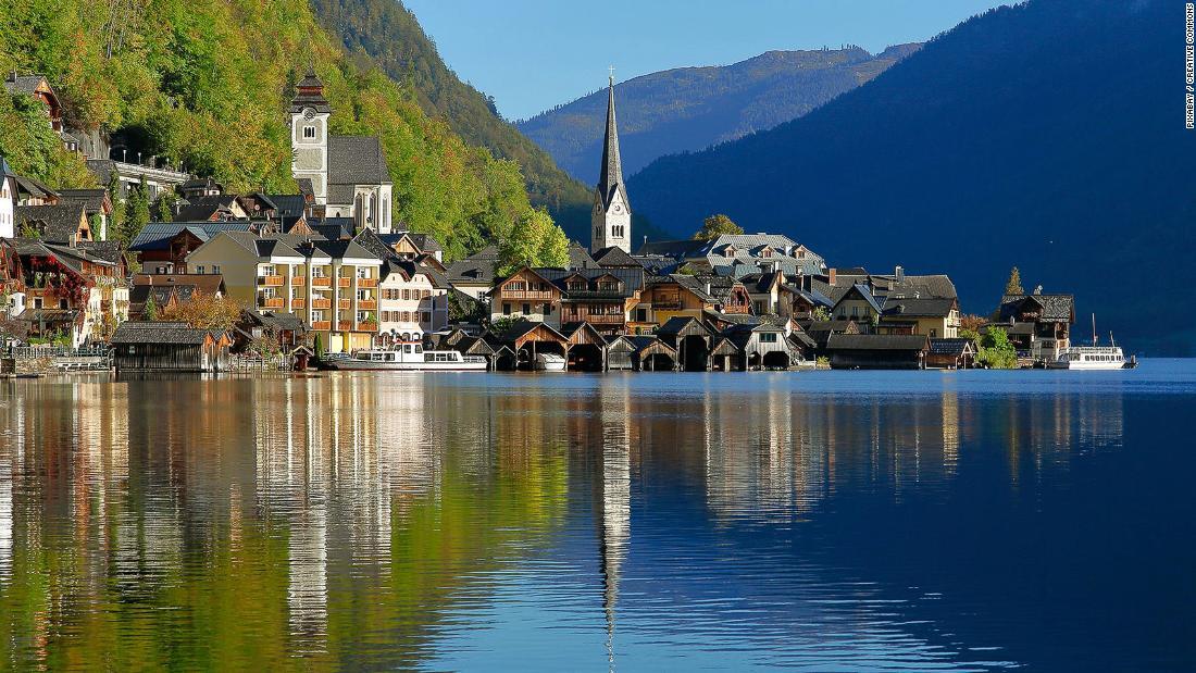 Hallstatt, Austria: How the inspiration for 'Frozen' handles overtourism