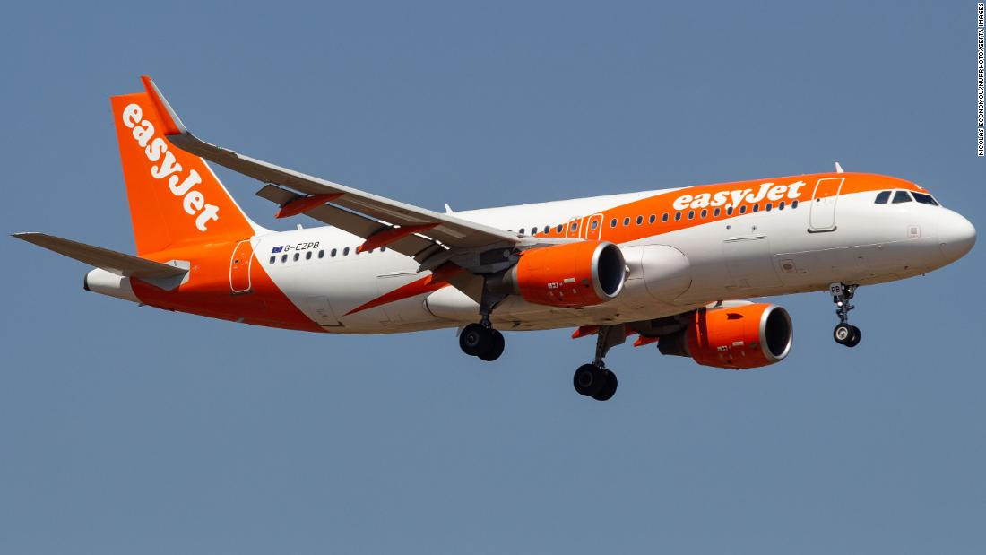 EasyJet swaps 'ladies and gentlemen' for inclusive language
