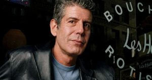 Anthony Bourdain documentary recreates chef's voice with artificial intelligence